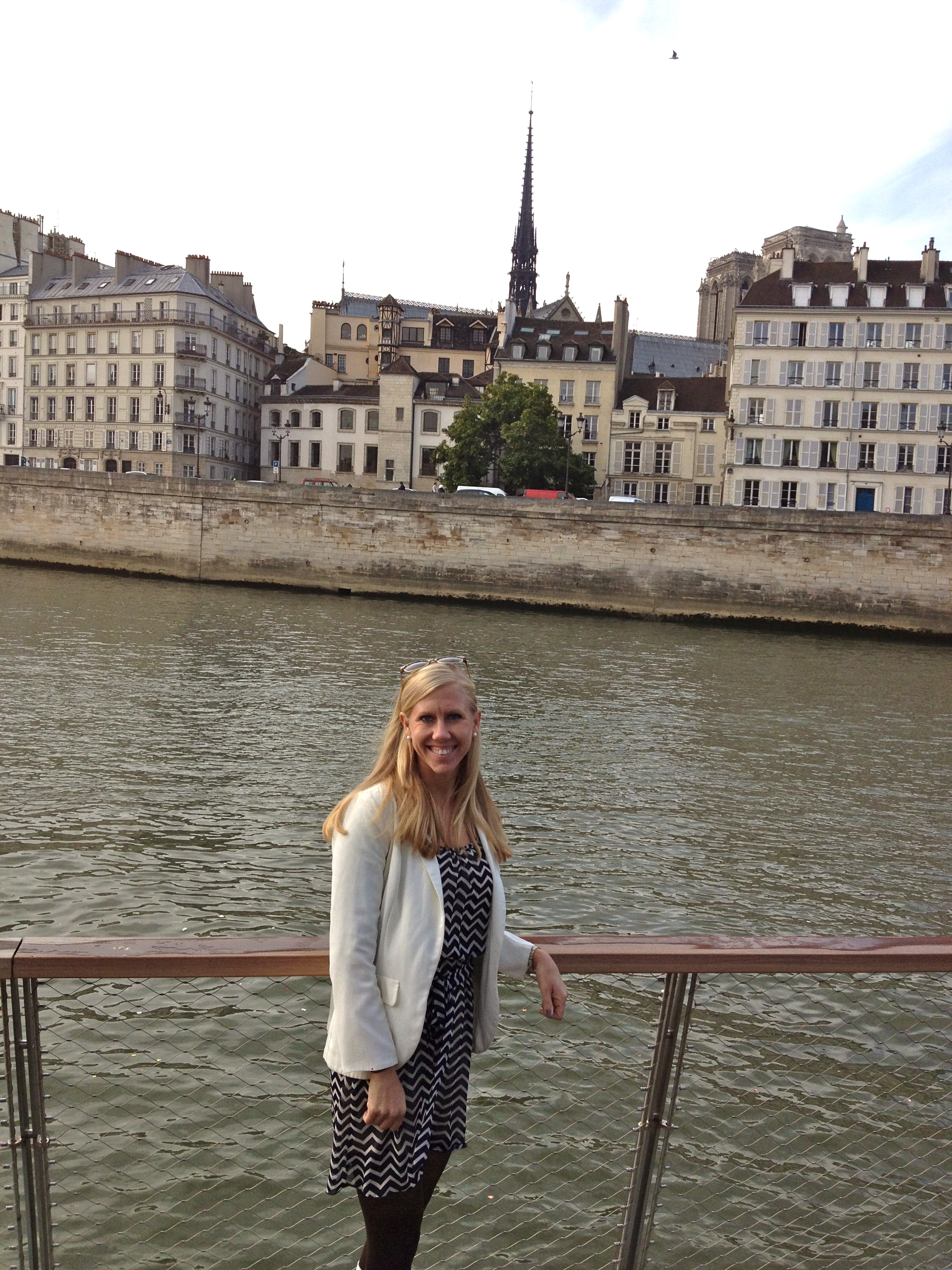 River cruise along the Seine
