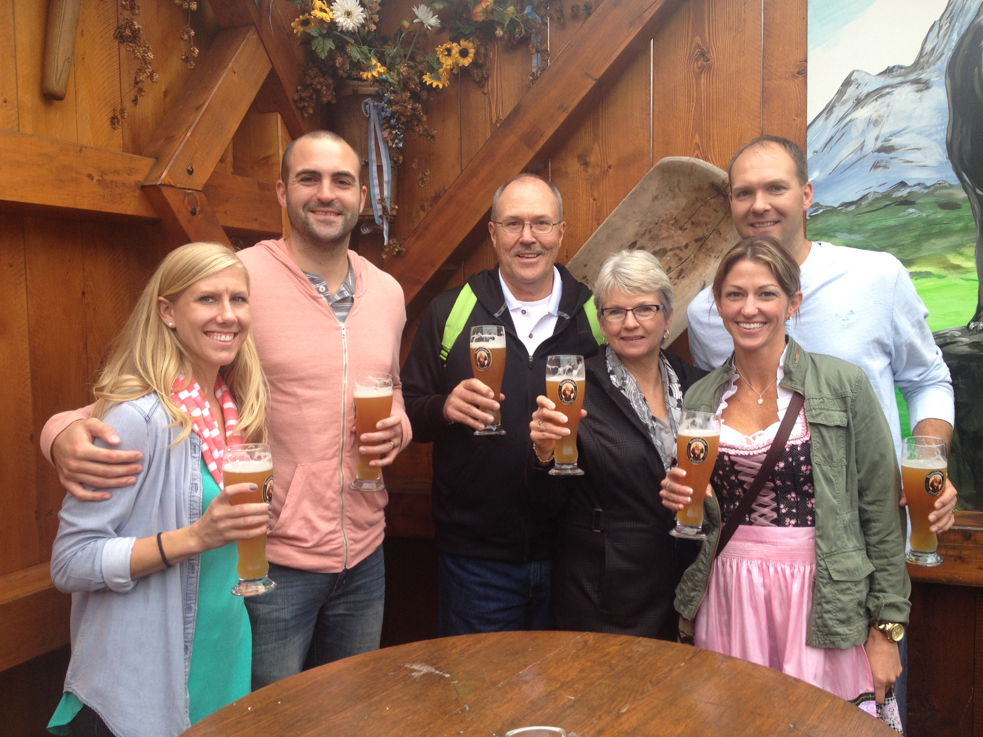 Our first Oktoberfest beers
